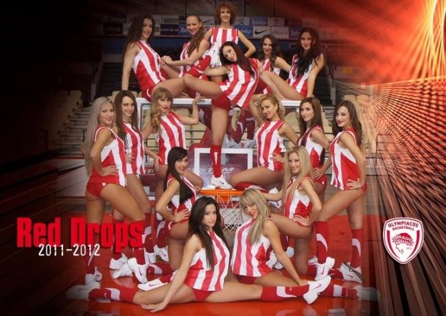 Οι κόκκινες σταγόνες - Olympiacos Red Drops